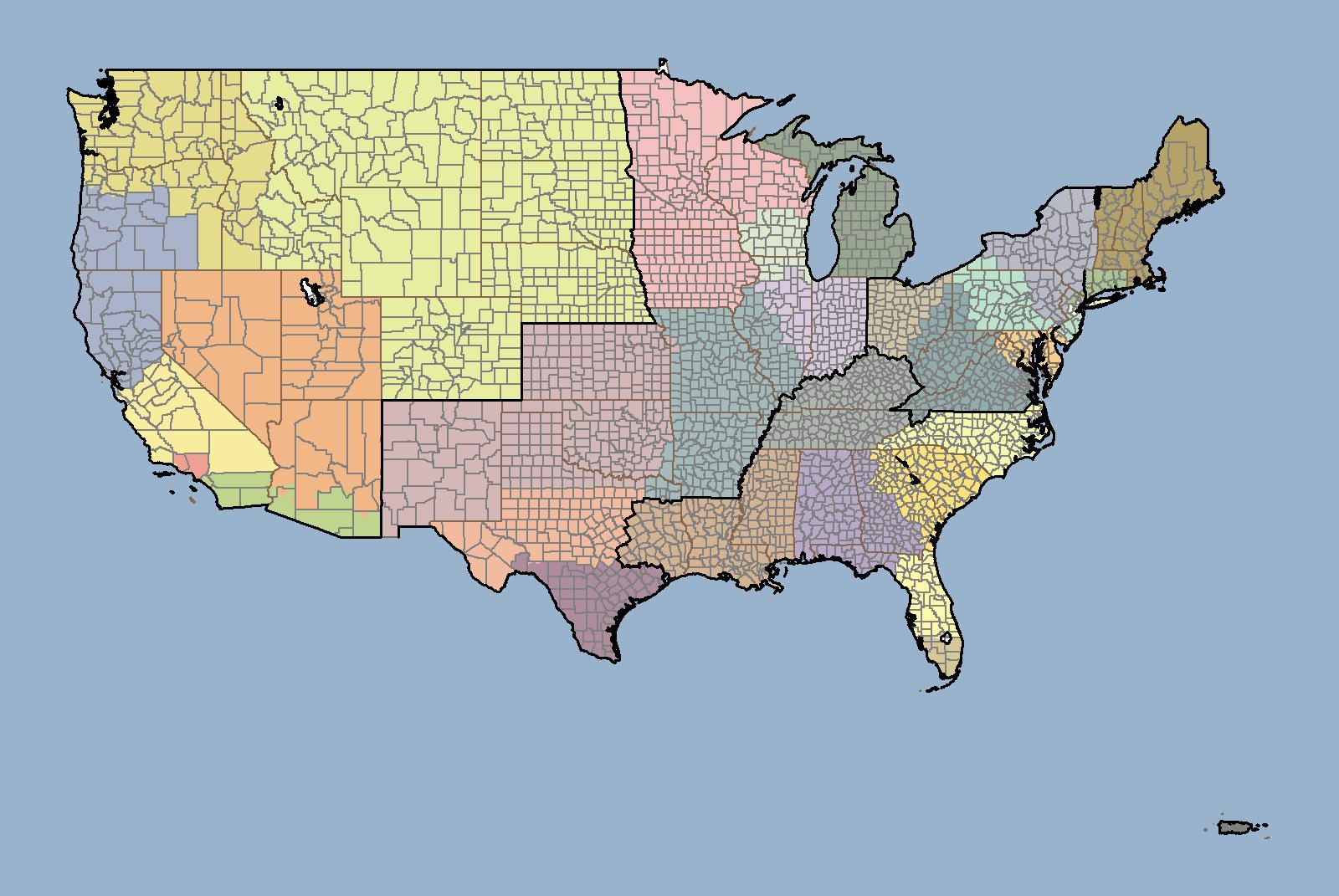 All Us Zip Codes - Us zip codes latitude longitude